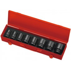 "8PC 3/4""Dr. Impact Socket Set (MM)"