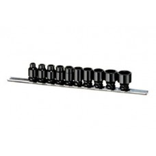 "10PC 1/4""Dr. Impact Socket Set (SAE)"