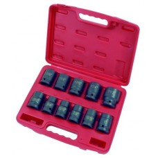 "11PC 3/4""Dr. Truck Service Socket Set (SAE)"