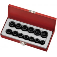 "13PC 1/2""Dr. Impact Socket Set (MM)"