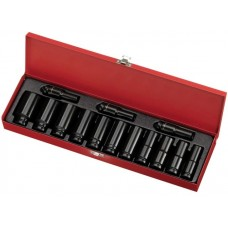 "14PC 1/2""Dr. Deep Impact Socket Set (SAE)"