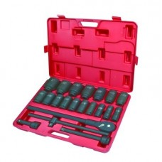 "21PC 3/4""Dr. Deep Impact Socket Set (SAE)"