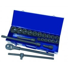 "21PC 3/4""Dr. Socket Wrench Set (MM)"