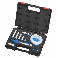 10PCS Brake Bleeding Tool Set